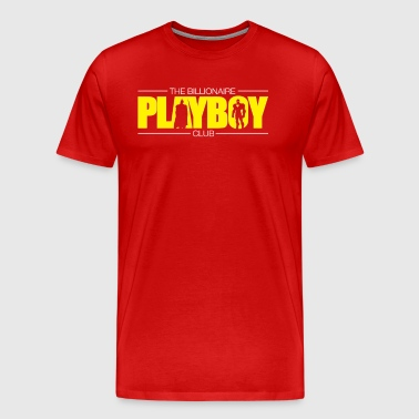 Billionaire Playboy Club - Men's Premium T-Shirt