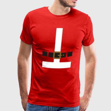 Red Santa - Men's Premium T-Shirt