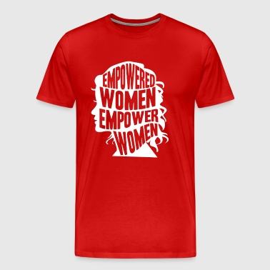 empowered woman - Men's Premium T-Shirt