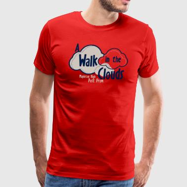 A Walk In The Clouds Mapleton High Post Prom - Men's Premium T-Shirt