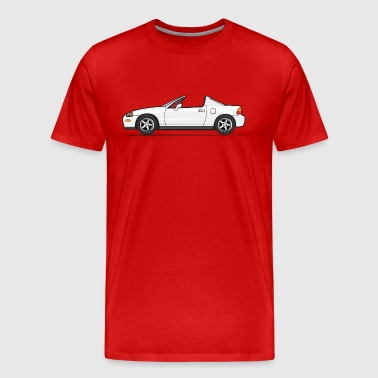 DelSol white - Men's Premium T-Shirt