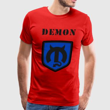 DODGE DEMON - Men's Premium T-Shirt