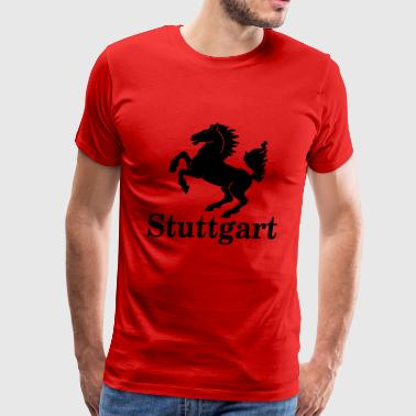 Stuttgart Design - Men's Premium T-Shirt