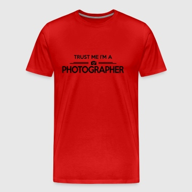 photography: trust me photographer - Men's Premium T-Shirt