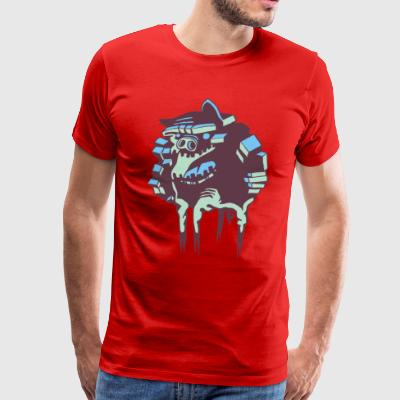Piggy - Men's Premium T-Shirt