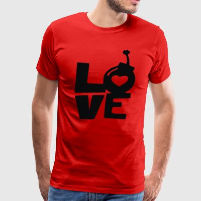 Love Bomb - Men's Premium T-Shirt