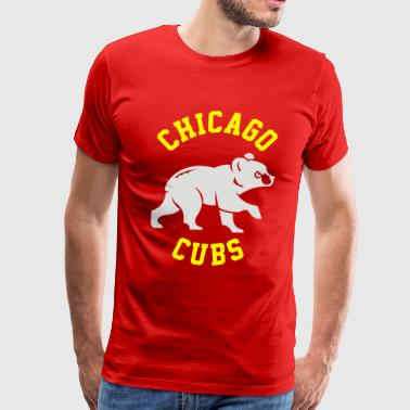 Chicago Cubs - Men's Premium T-Shirt