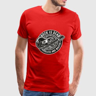 Rock Music - Men's Premium T-Shirt