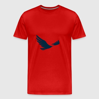 American Eagle | Independence Day 4th of July - Men's Premium T-Shirt