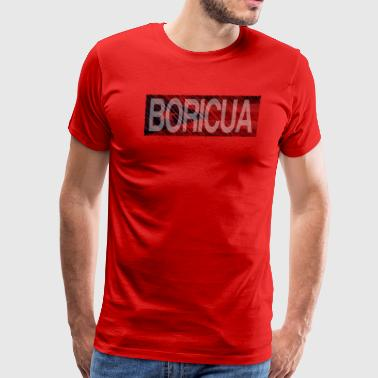 Boricua by HarryCornier - Men's Premium T-Shirt