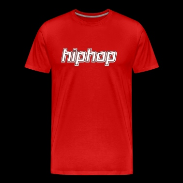 hiphop - Men's Premium T-Shirt