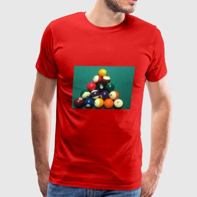 H$R 8Ball - Men's Premium T-Shirt