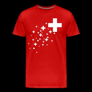 Swiss Cross - Men's Premium T-Shirt