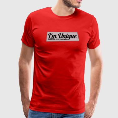100 Percent Completely Special - Men's Premium T-Shirt