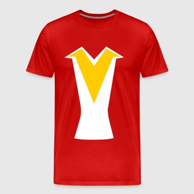 Voltes V Uniform - Men's Premium T-Shirt