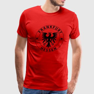 Frankfurt Design - Men's Premium T-Shirt