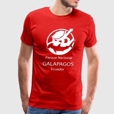Galapagos Islands - Men's Premium T-Shirt