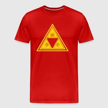 triforce - Men's Premium T-Shirt