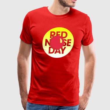 Red Nose Day - Men's Premium T-Shirt