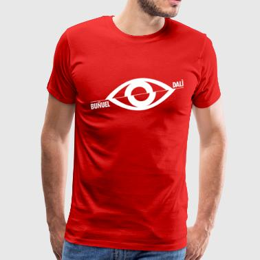 Un Chien Andalou, 1929 - Men's Premium T-Shirt