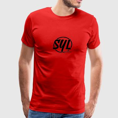 syl logo - Men's Premium T-Shirt