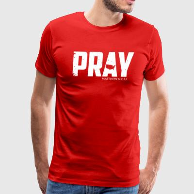 Pray For America 2017 - Men's Premium T-Shirt