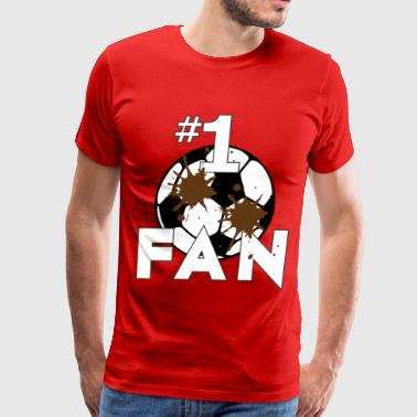 Soccer Fan - Men's Premium T-Shirt