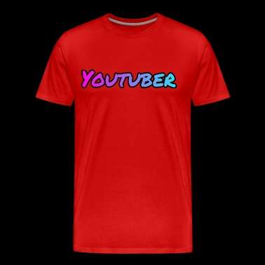 Youtuber! - Men's Premium T-Shirt