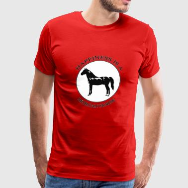 Morgan Horse - Men's Premium T-Shirt