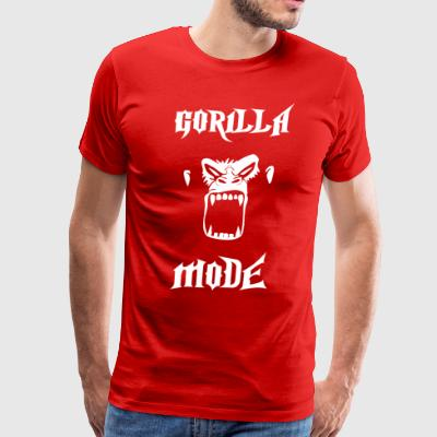 Gorilla Mode - Men's Premium T-Shirt