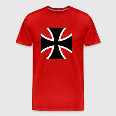 Iron Cross - Men's Premium T-Shirt