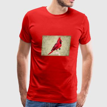VIRGINIA CARDNIAL twitch EP2 FIN - Men's Premium T-Shirt