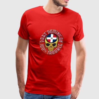 Dominican - Men's Premium T-Shirt