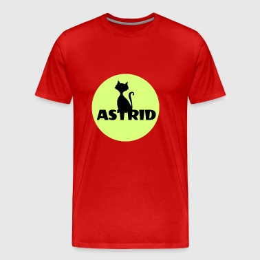 Astrid name firstname - Men's Premium T-Shirt
