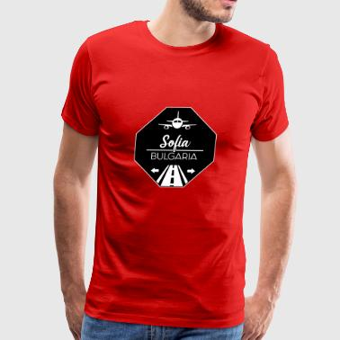 Sofia Bulgaria - Men's Premium T-Shirt