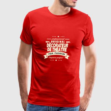 Original Theater Decorator - Men's Premium T-Shirt