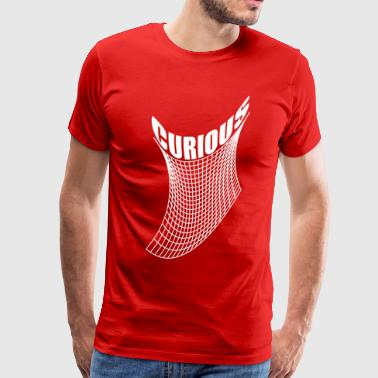 CURIOUS 2 - Men's Premium T-Shirt