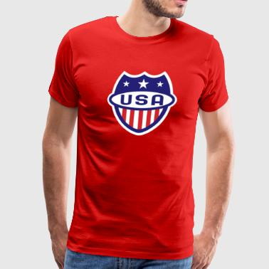 Go USA! - Men's Premium T-Shirt