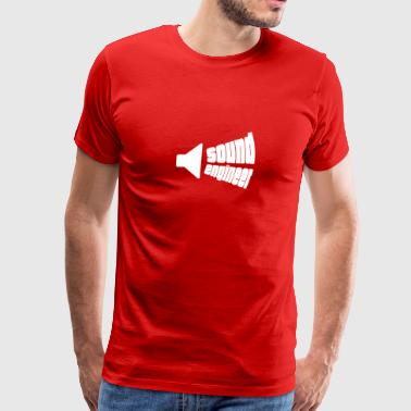 Speaker gift for Sound Engineers - Men's Premium T-Shirt