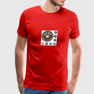 Stop Animal Cruelty - Men's Premium T-Shirt