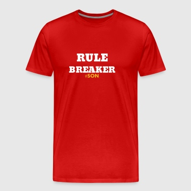 Rule Maker #Son Geschenk - Men's Premium T-Shirt