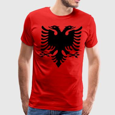 Albanian Eagle design - Men's Premium T-Shirt