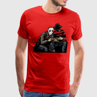 Killer Game - Men's Premium T-Shirt