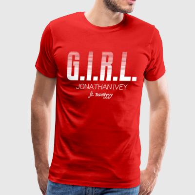Girl Shirt - Men's Premium T-Shirt