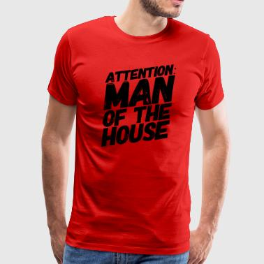 Man of the Household - Men's Premium T-Shirt
