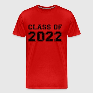 Class Of 2022 - Men's Premium T-Shirt
