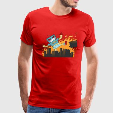 DESTROY! DESTROY! - Men's Premium T-Shirt