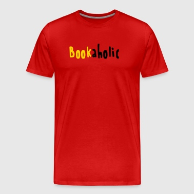 Bookaholic - Men's Premium T-Shirt