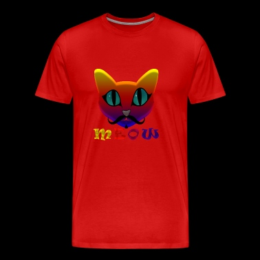 Cat Funny Best Selling Colorful For Cat Lovers - Men's Premium T-Shirt