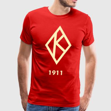 Kappa Diamond - Men's Premium T-Shirt
